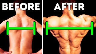 5 Quick Exercises to Get a Bigger Back In No Time