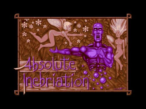 Virtual Dreams - Absolute Inebriation  -= Amiga 50fps =-
