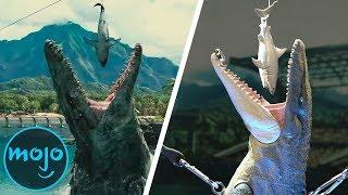 Jurassic World jako REAKCJA ŁAŃCUCHOWA!!!