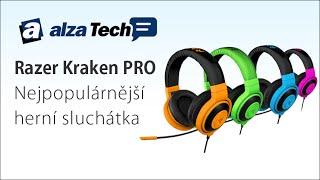 Razer Kraken Pro: To nejlepší pro hráče! - AlzaTech #187