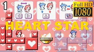 Heart Star Game Review 1080P Official Adventure Islands Puzzle