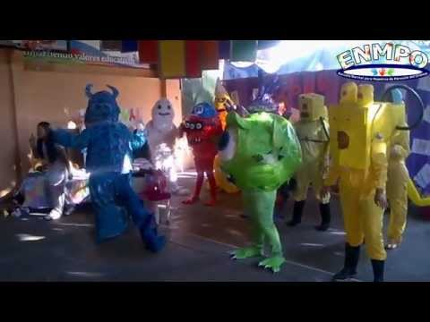 Monster, Inc. Festival y Concurso de Disfraces 2015, Sexto MEII