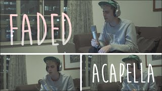 "Alan Walker ""Faded"" - Hotel Acapella Session"