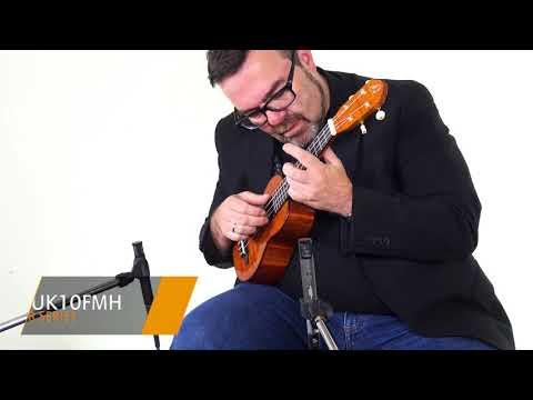 ORTEGA RUK10FMH Akustické ukulele
