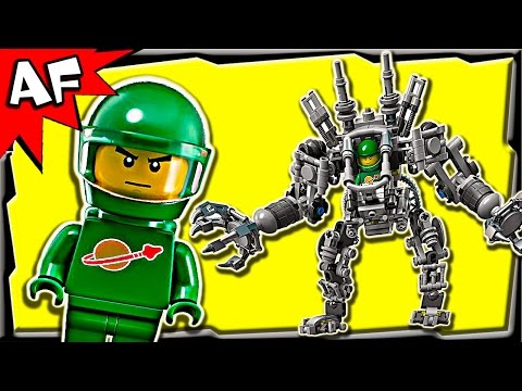 Vidéo LEGO Ideas 21109 : Exo-Suit
