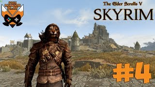 The Elder Scrolls V: Skyrim - Ловлю мышей, шуршу пакетами #4