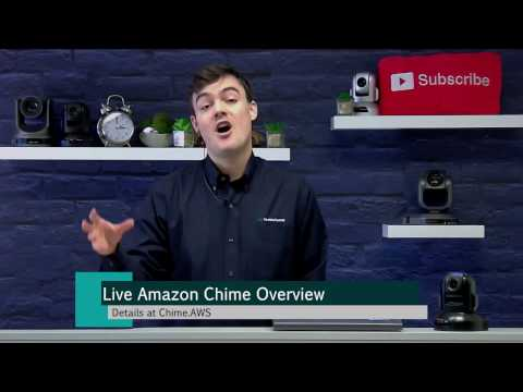 Amazon Chime – First Look