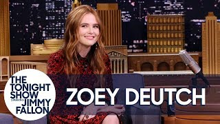Zoey Deutch Can Make Herself Look Like a Real Housewives Cast Member - dooclip.me
