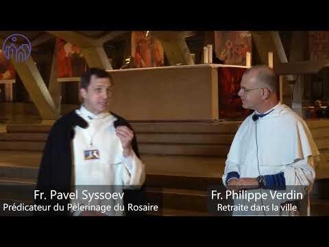 Le fr. Pavel commente son homélie du 8 octobre