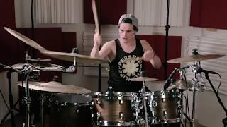 36 Crazyfists - Bloodwork - Jonas Heinrich Drum Cover