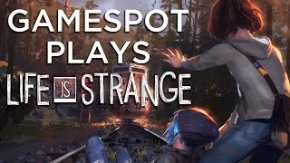 Life is Strange Episode 2: Out Of Time - GameSpot Plays