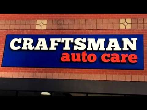 Craftsman Auto Care - Chantilly video