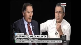 Kamu Başdenetçisi Şeref Malkoç Veyis Ateş'in Konuğu Oldu – HABERTÜRK TV