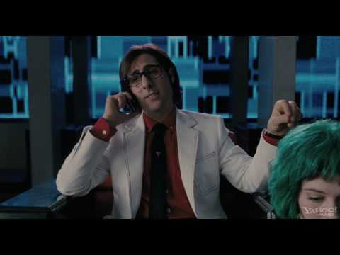 Scott Pilgrim vs. the World Clip 'Finish Him'