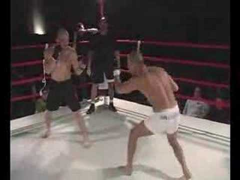 The Indianapolis Jiu Jitsu BJJ Coach Marcello Monteiro during MMA Fight  FEB-19-2005