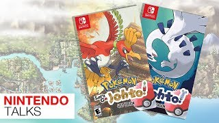 Nintendo Talk - Let's Go Johto, or something else!?