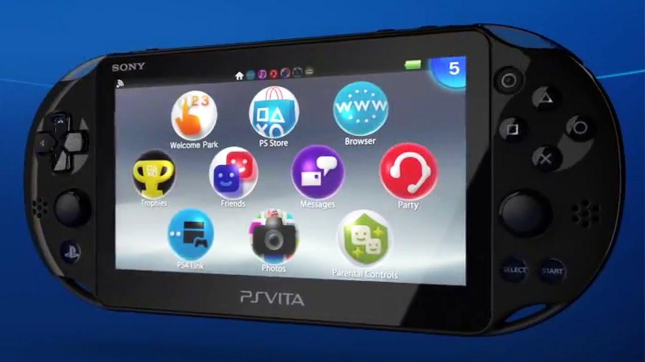 Trailer di PlayStation Vita
