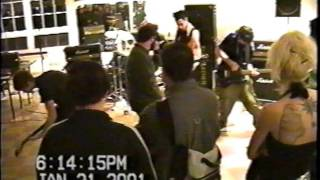 "Fairweather ""Young.Brash.Hopeful""  - Kickstart Fest - Jan. 21, 2001 - YMCA - Paoli, PA"