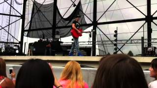 Austin Mahone So Sick VIP Soundcheck August 28, 2013
