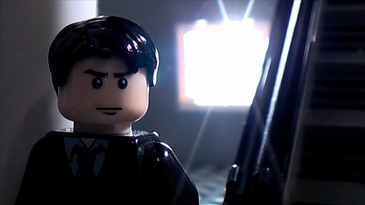 The Dark Knight's Trailer Looks Great In LEGO
