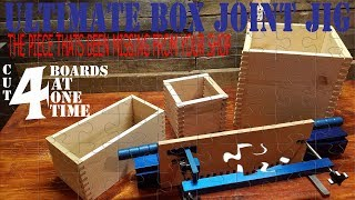 Download AWESOME BOX JOINT JIG COMING TO MARKET SOON (2