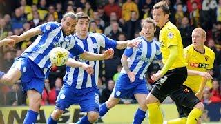 Watford 1 Sheffield Wednesday 1 | MATCH HIGHLIGHTS