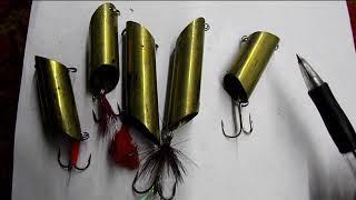 Самоделки для зимней рыбалки блесна