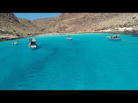 Lampedusa 2016 isola di paradiso