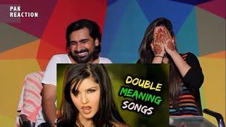 Pak Reacts To   FUNNY DOUBLE MEANING BOLLYWOOD SONGS   AAO RAJA SUNNY LEONE