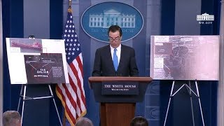 Briefing on North Korea Sanctions