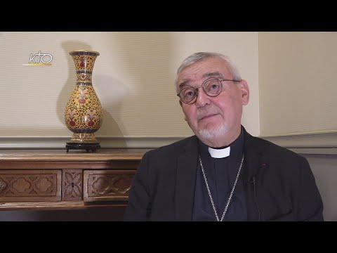 Mgr Georges Colomb : « Il faut donner à l'Eglise les moyens d'annoncer l'Evangile »