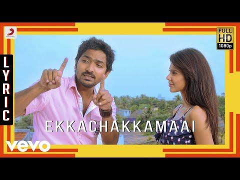 Kappal - Ekkachakkamaai Lyric | Vaibhav, Sonam Bajwa