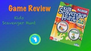 Game Reviews: Kids Scavenger Hunt