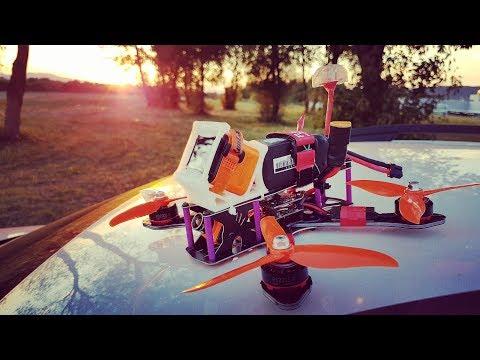 Dshot600 Racerstar Labs 28A 28amp 2-5S ESC - REVO - emax RS2205s - xsr - Realacc Martian_S - RunCam3 - Banggood