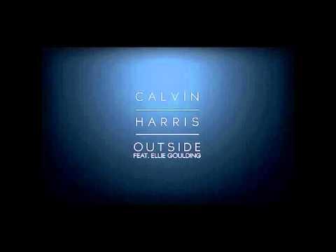 Calvin Harris feat. Ellie Goulding -Outside HQ