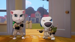 ? Invisible Tom - Talking Tom Shorts (S2 Episode 13)