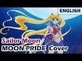 🌸 MOON PRIDE (English Cover) 【KIMI】