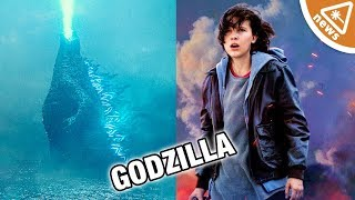 The New Godzilla Trailer Reveals More Than You Think! (Nerdist News w/ Jessica Chobot)