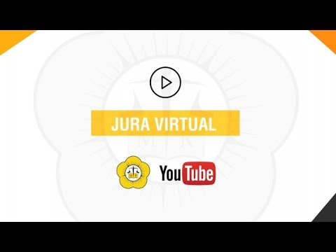 JURA VIRTUAL - 29 de Septiembre 2020