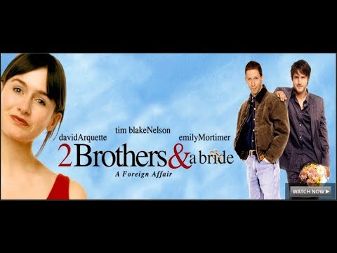 Two Brothers and a Bride