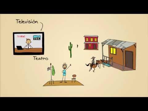 EXPLICAMOS™ ¿Qué es la Escenografía? (CREARE) video explicativo