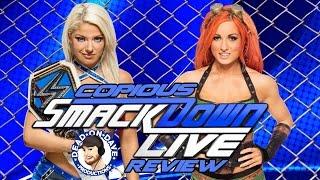Troll Dave Reviews WWE SmackDown 1/17/17 Live Fan Chat Reaction