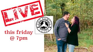 Friday Night Conversations with The Family Flips | Weekly LIVE | Q&A