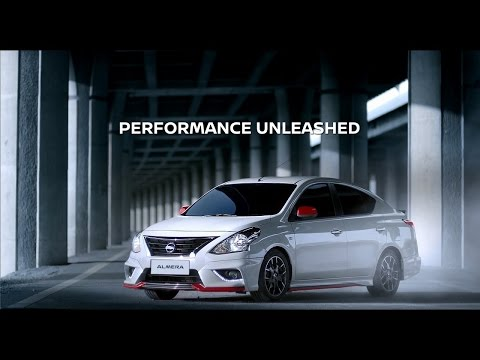 NISSAN ALMERA NISMO - Performance Unleashed