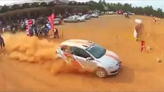 Luciya Autocross 2015 DJI Phantom Drone video powered by Mecool Oils!