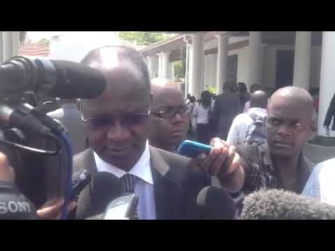 Video – Jonathan Moyo's first interview after his appointment