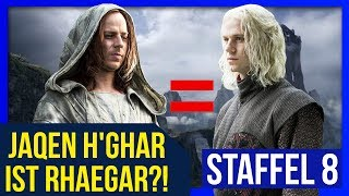 Jaqen H'ghar = Rhaegar Targaryen ♦ Theorie ♦ Game Of Thrones Staffel 8 ❄🔥