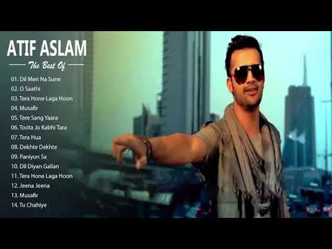 Atif Aslam Remix 2019  🎶 Atif Aslam Hit Songs 🎶  Latest Bollywood Party Songs  🎶 Jukebox 2019