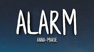 Anne-Marie - Alarm (Lyrics)