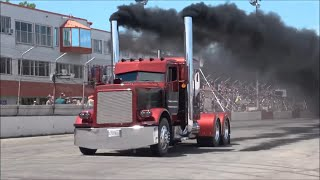 Драг рейсинг на грузовиках  Trucks Drag Racing